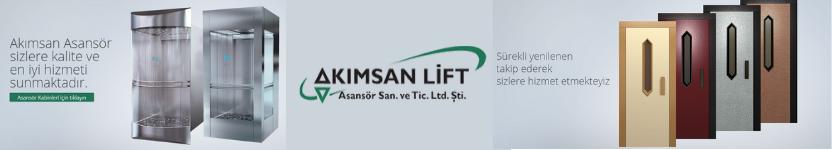 Akımsan Lift Asansör Sanayi Ve Ticaret