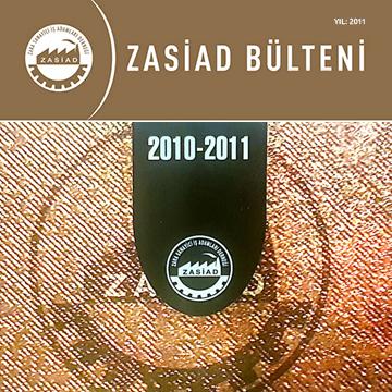 Zasiad Bülten – 2011